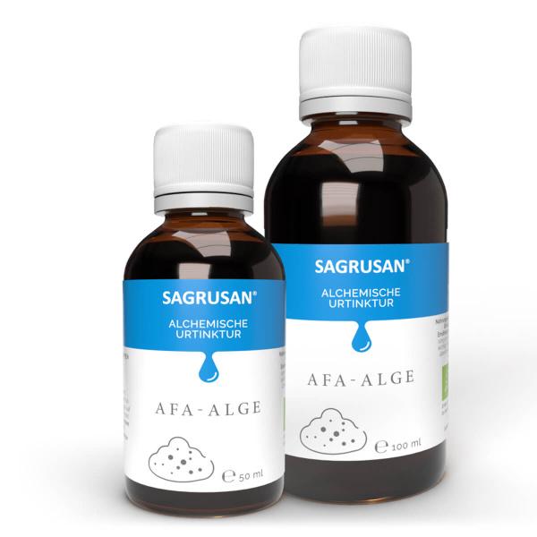 Afa-Alge Tinktur 50/100 ml, Bio