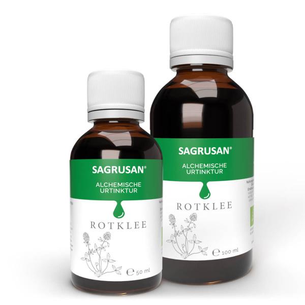 Rotklee Tinktur 50/100 ml, Bio