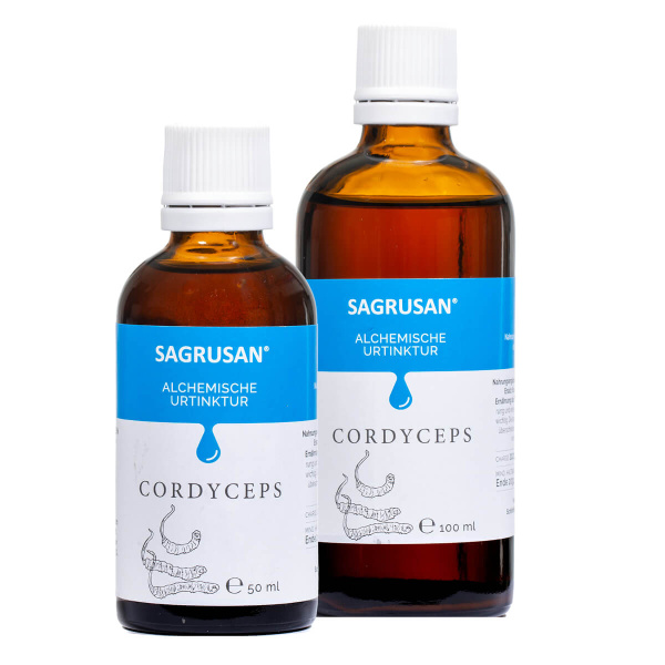 Cordyceps Pilz Tinktur 50/100 ml, Bio